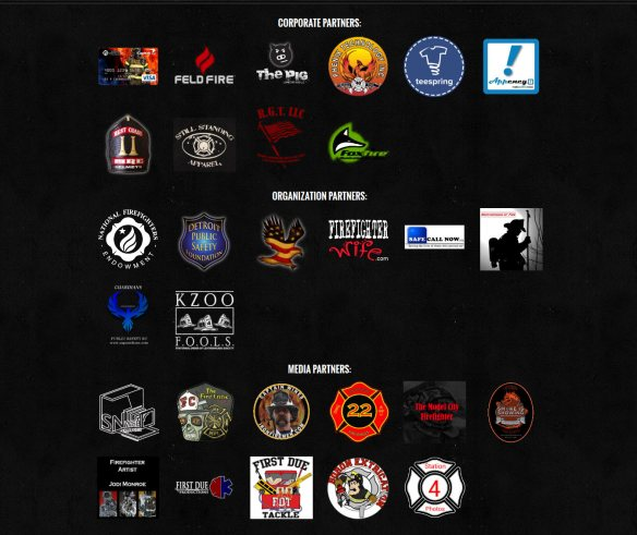 These are all the partners of the Detroit Mutual Aid Project. You can show your support by giving them your patronage.